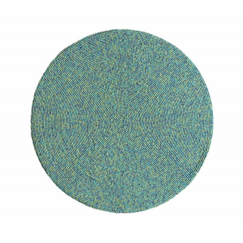 Confetti Placemat Turquoise