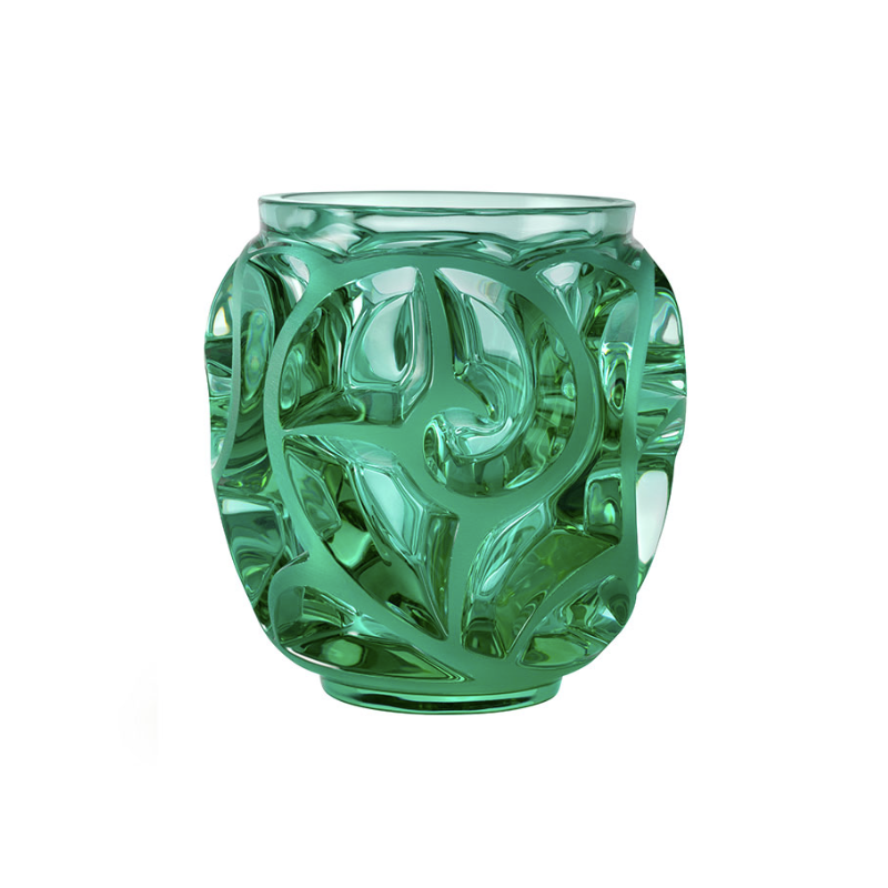 Tourbillons Vase Medium Size Mint Green