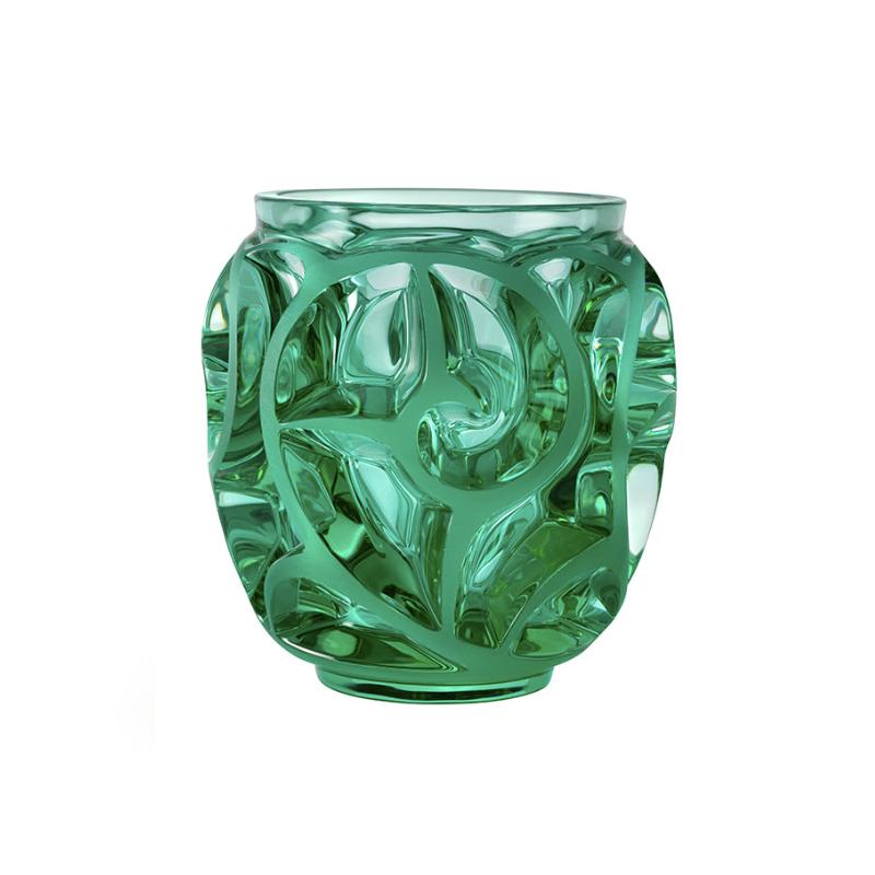 Tourbillons Vase Vert Menthe Moyen Modèle