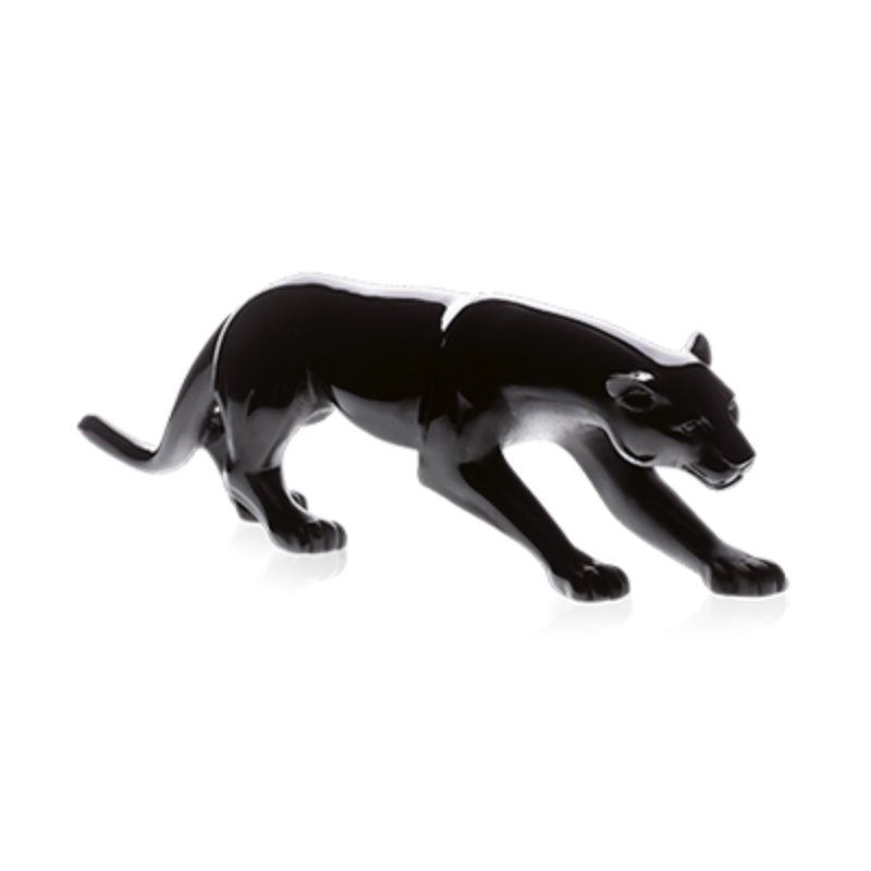 Panther Black Shiny Limited Edition of 1000 Pieces