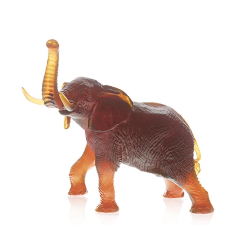 Elephant Amber by Jean-François Leroy