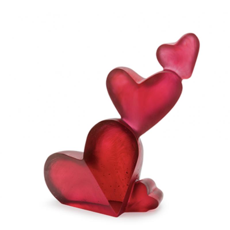 Passion Coeur Rouge Edition Numérotée