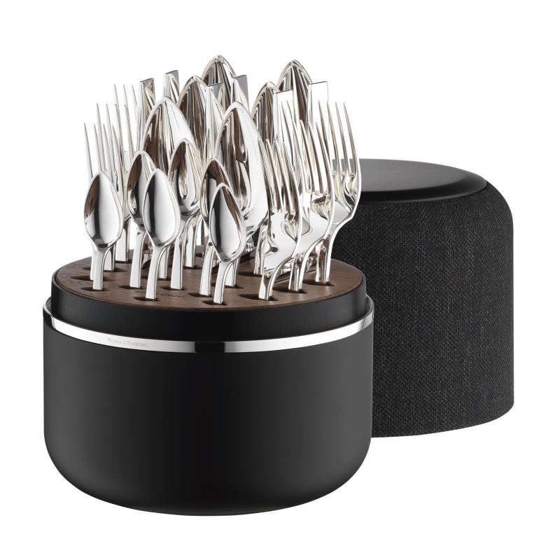 Riva The Box Silver-Plated