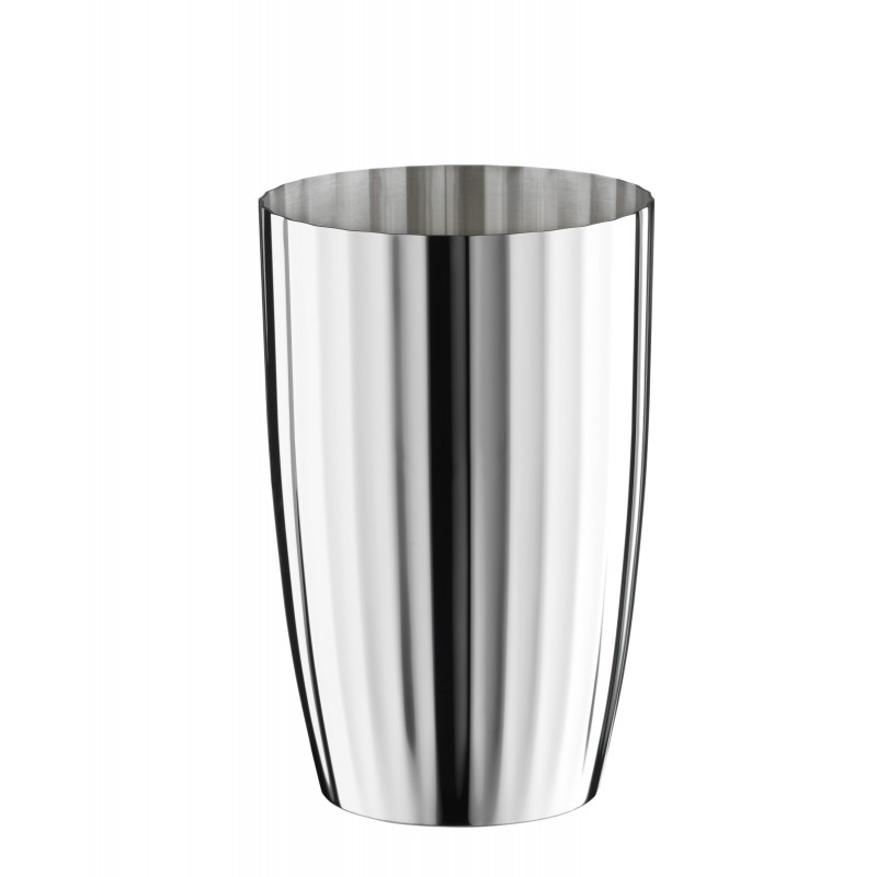 Belvedere Beer and Longdrink Tumbler Silver-Plated