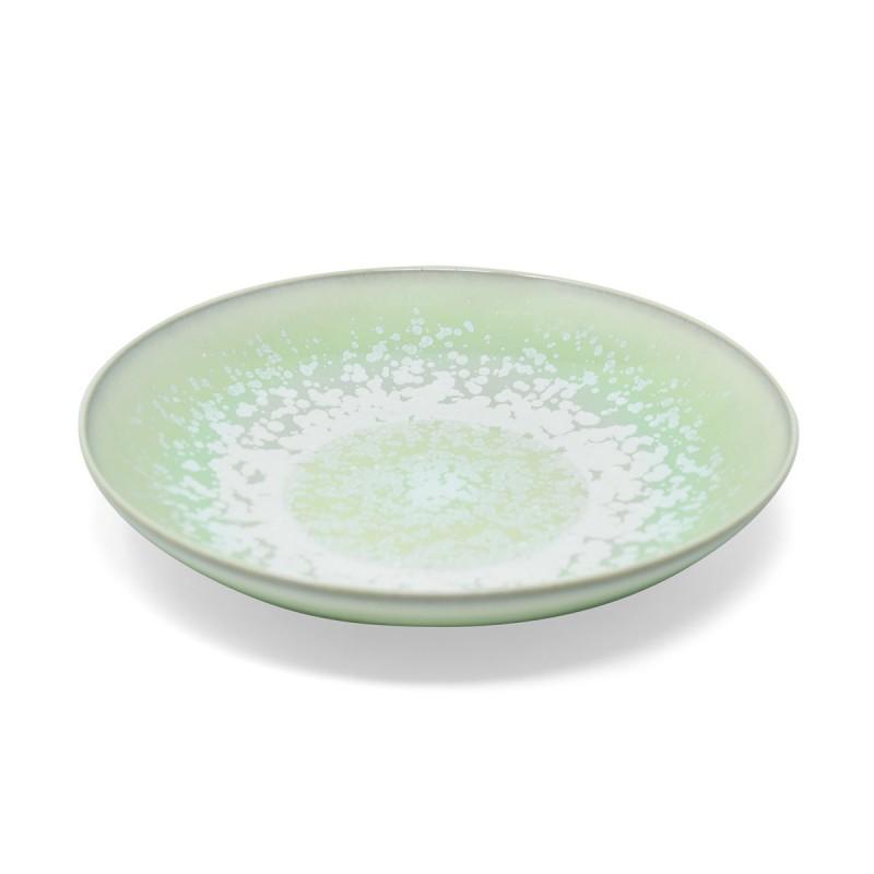 Song Almond Pasta Plate Horizon Medium