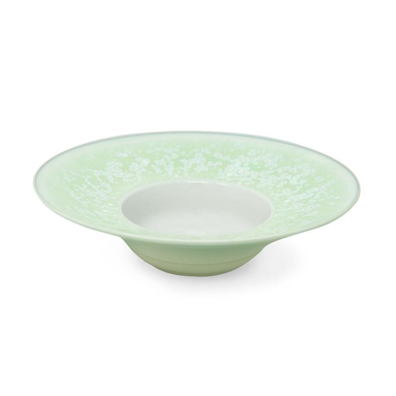 Song Almond Rim Soup Plate Horizon