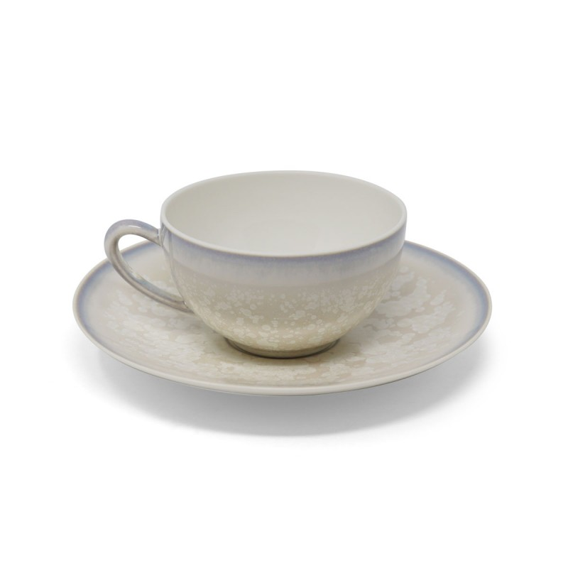 Song Pearl Tea Saucer Horizon
