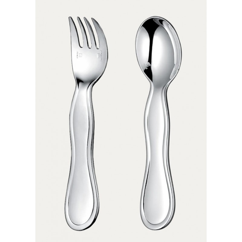 Uni Set of 2 Cutlery