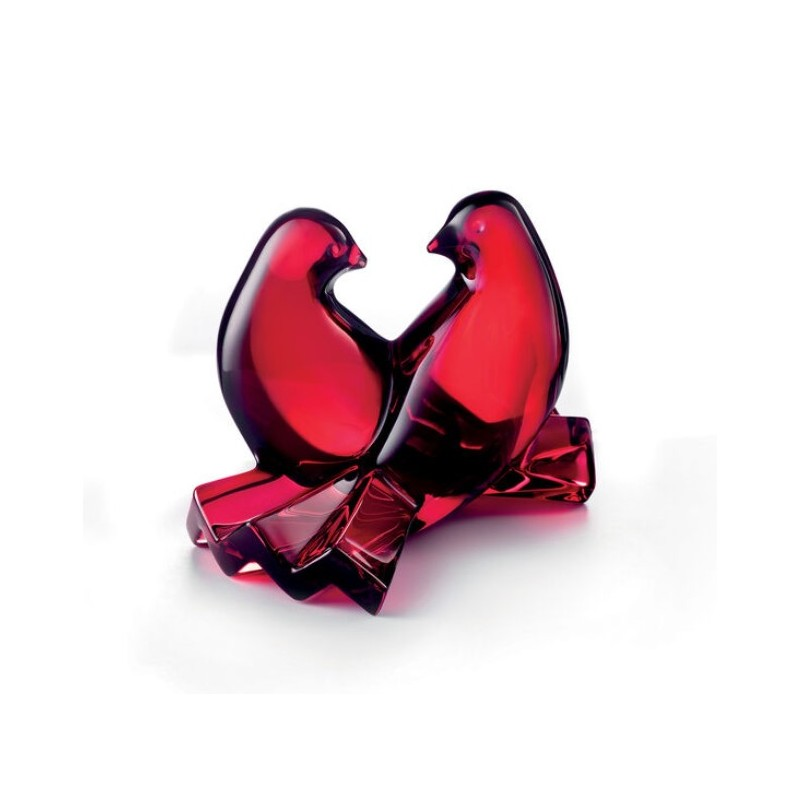 Saint Valentin Doves Red