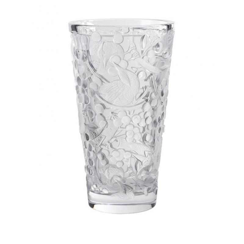 Merles et Raisins Vase Large