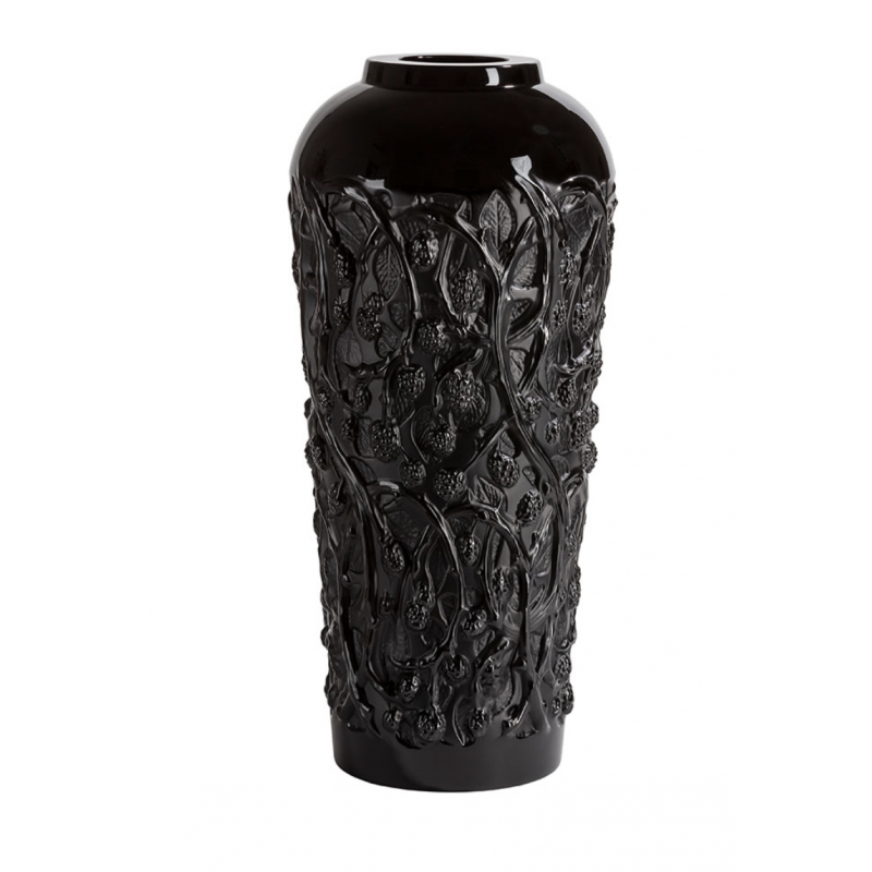Mures Vase Black Large Size Limited Edition of 188 ex