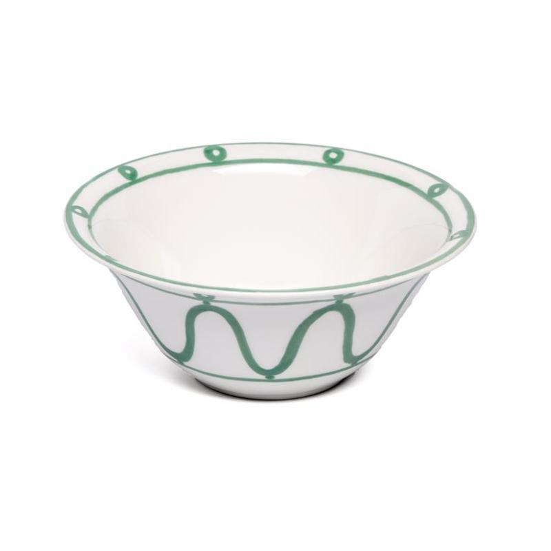 Serenity Salad Bowl Green