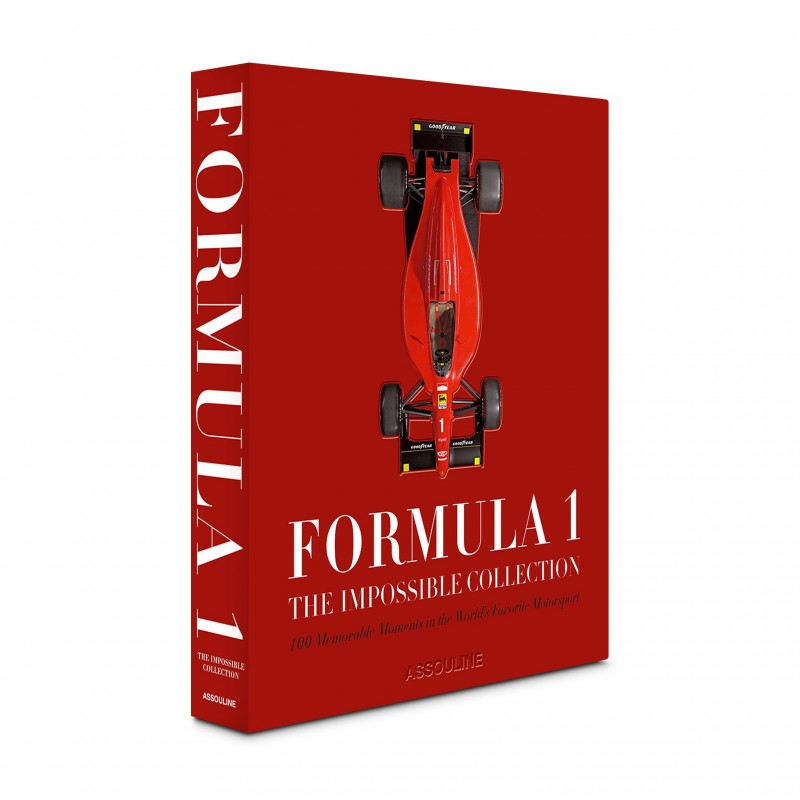 Formule 1 : The Impossible Collection