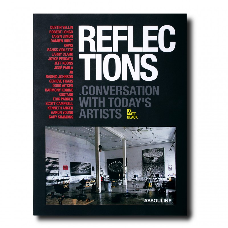 Reflections by Matt Black