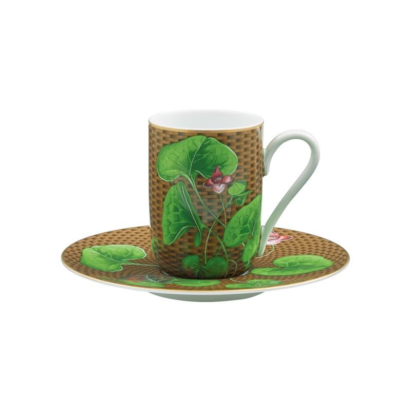 Trésor Fleuri Espresso cup