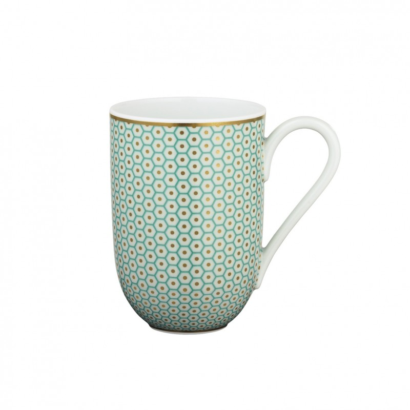 Trésor Turquoise Mug