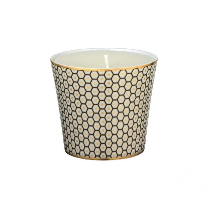Trésor Candle Pot Brown