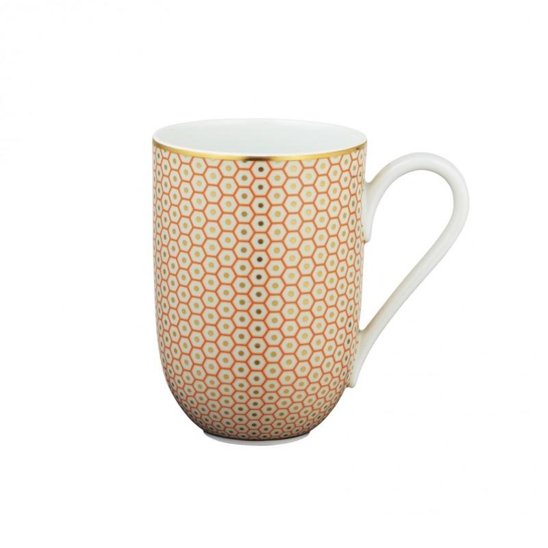 Trésor Orange Mug