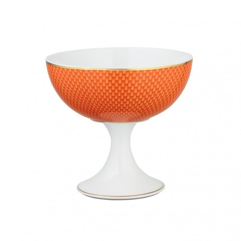 Trésor Orange Coupe à Glace