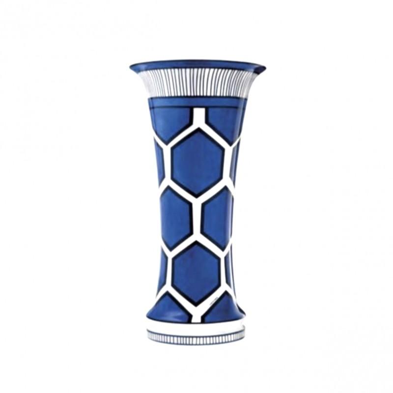 Bleus d'Ailleurs Large Vase Blue