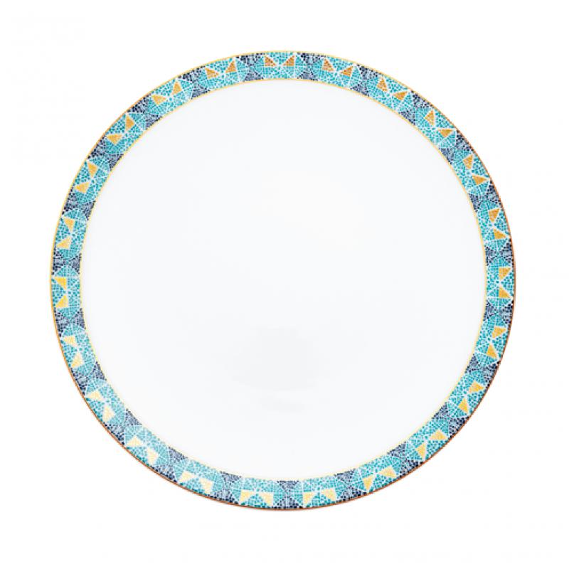 Portofino Dinner Plate Small Rim