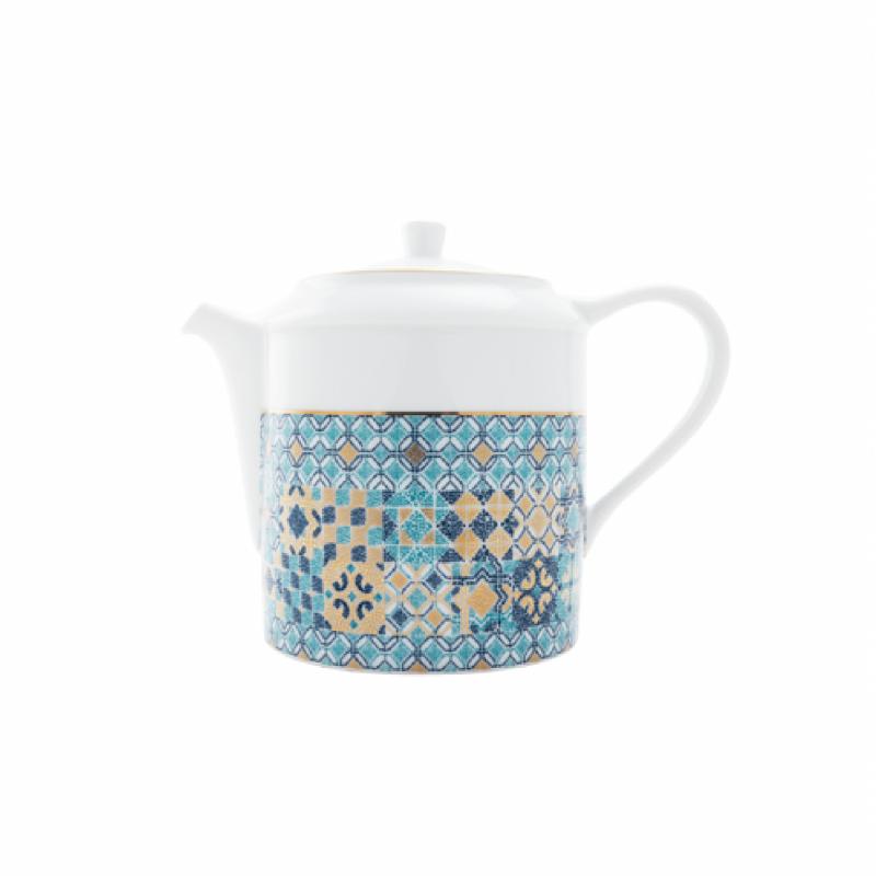 Portofino Teapot in a Box