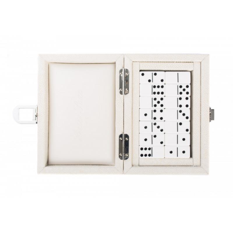 Box Set Dominos Beige