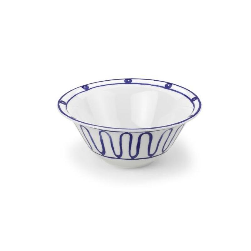 Kyma Salad Bowl Blue
