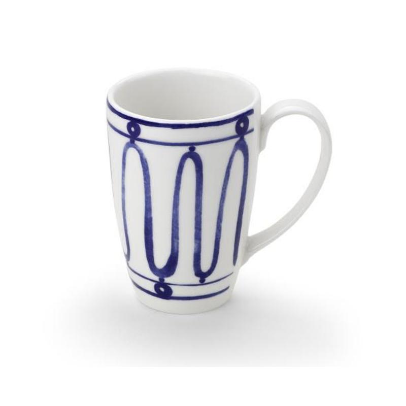 Kyma Mug Blue