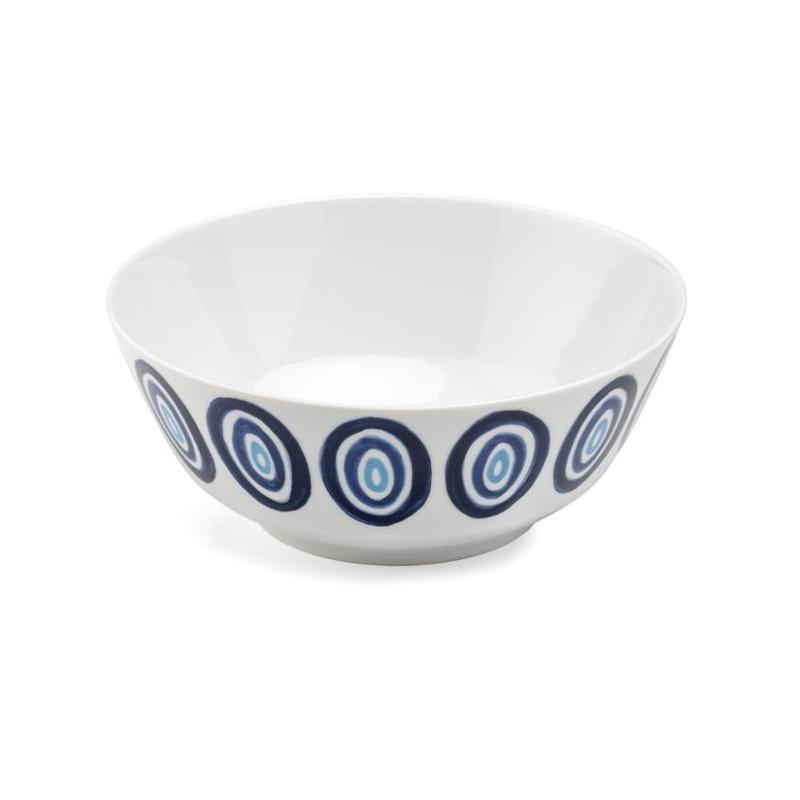 Kyklos Salad Bowl Blue