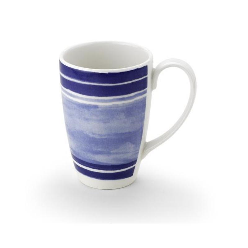 Maze Mug Blue