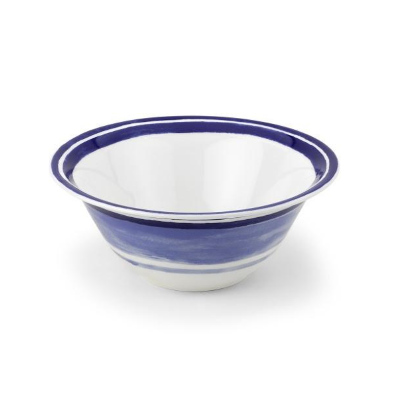 Maze Salad Bowl Blue