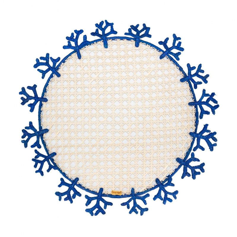 Set de Table Coral Bleu