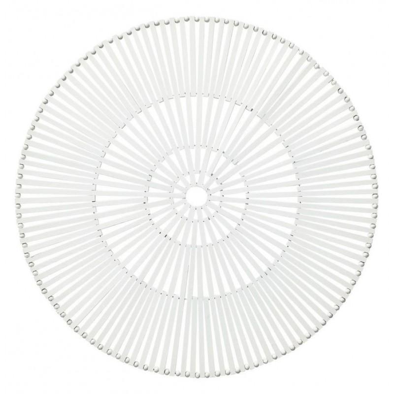 Set de Table Spoke Blanc
