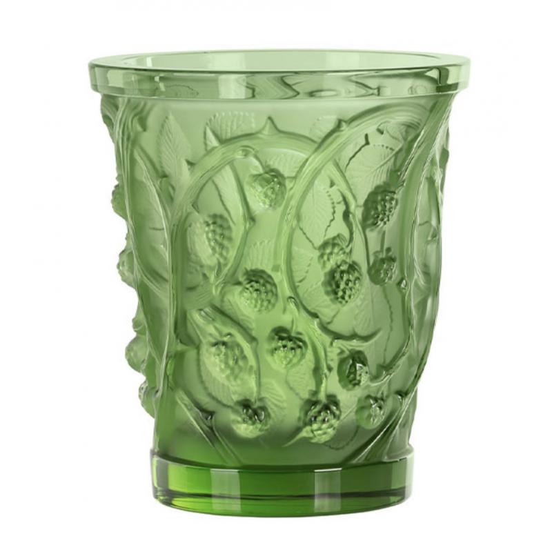 Mûres Vase Moyen Modèle Vert