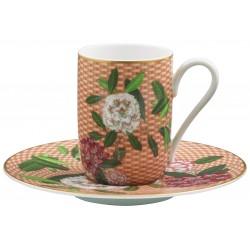 Trésor Fleuri Expresso Cup