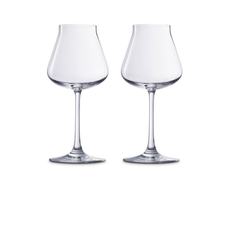 CHÂTEAU BACCARAT GLASS SET OF TWO