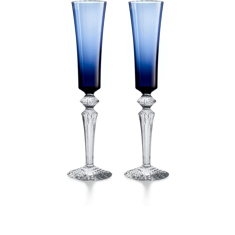 Mille Nuits Flutissimo Midnight - Set of 2