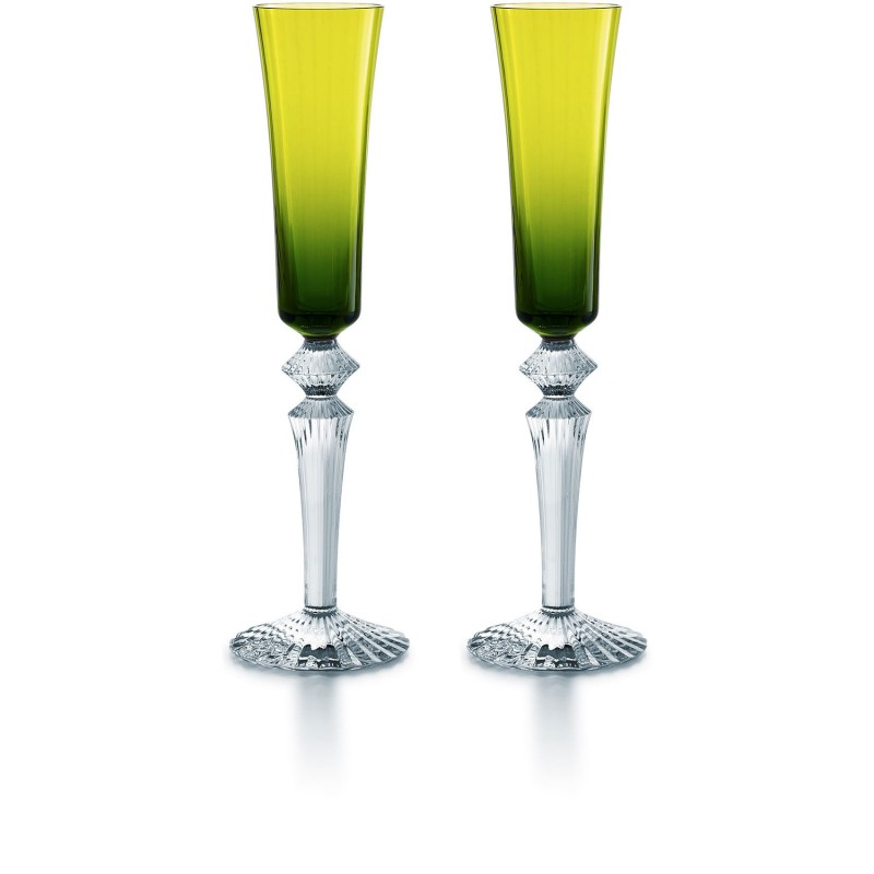 Mille Nuits Flutissimo Moss - Set of 2