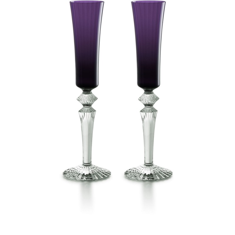 Mille Nuits Flutissimo Purple - Set of 2