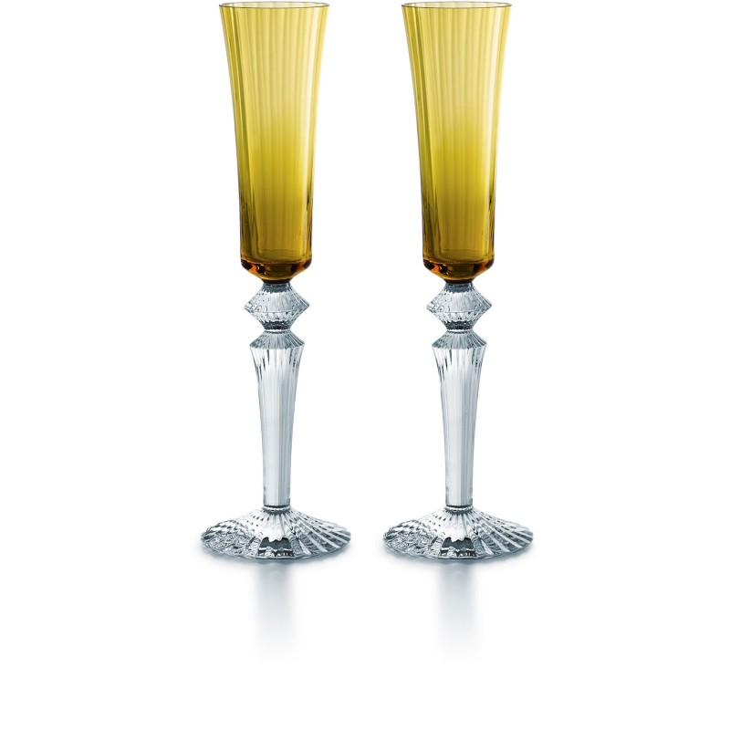 Mille Nuits Flutissimo Amber - Set of 2
