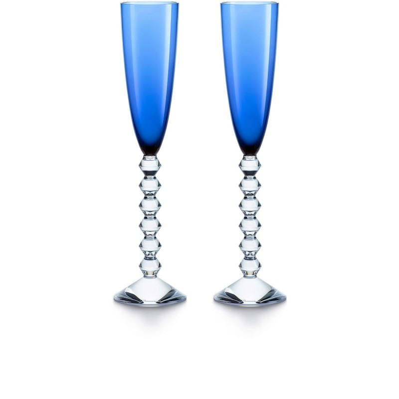 Set of 2 Véga Flutissimo Blue