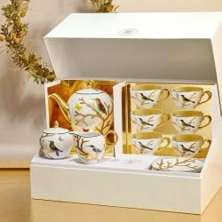 Aux Oiseaux Tea Gift Case
