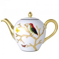 Aux Oiseaux Tea Pot 12 Cups