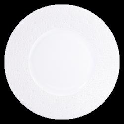 Ecume Blanc Salad Plate