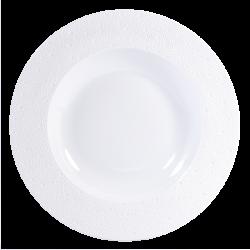 Ecume Blanc Large Rimp Soup
