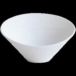 Ecume Blanc Salad Bowl