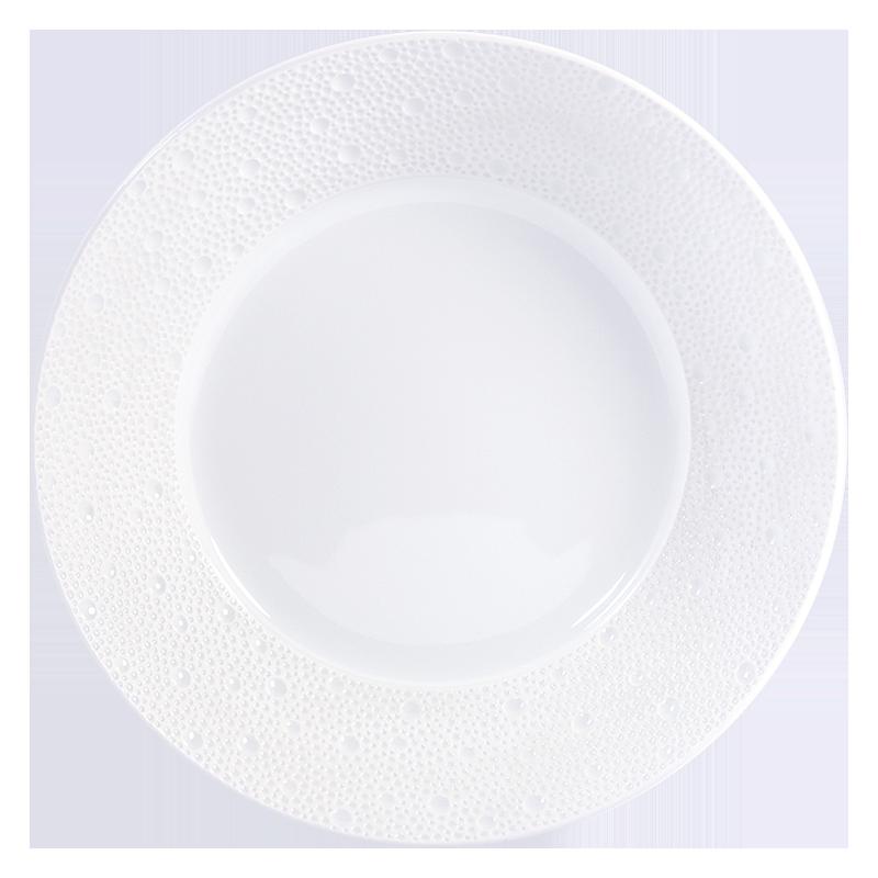 Ecume Blanc Open Vegetables Dish