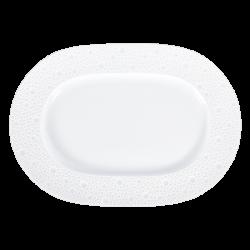 Ecume Blanc Relish Dish