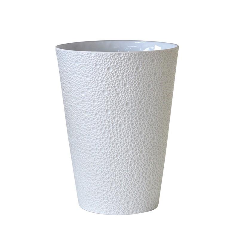 Vase Ecume Blanc